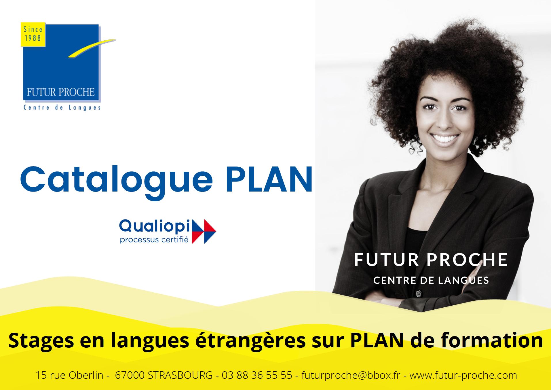 Catalogue Plan - Futur Proche
