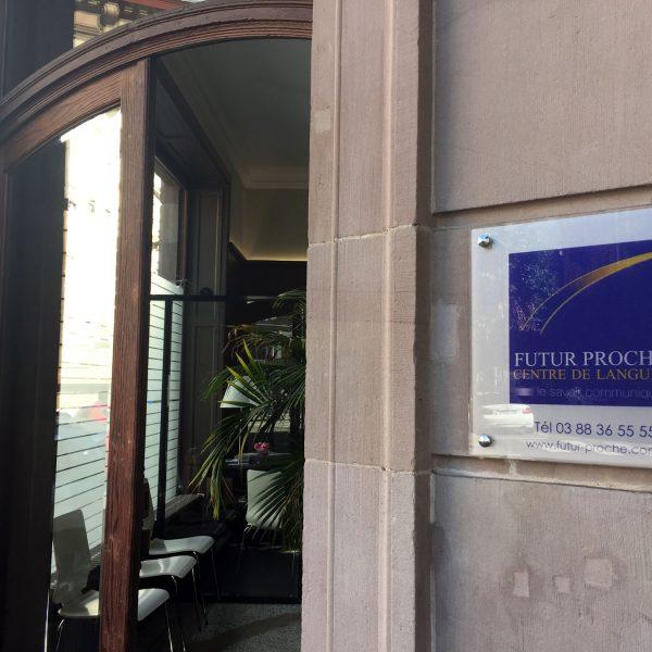Centre de langues Strasbourg - Futur proche